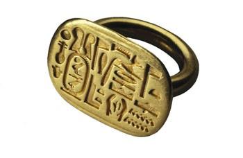 Egyptian Seal Ring