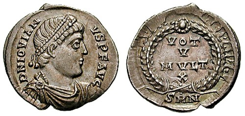 Karat eveloved from the Siliqua Roman Coin