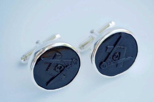 Masons Cufflinks Regnas Jewelry
