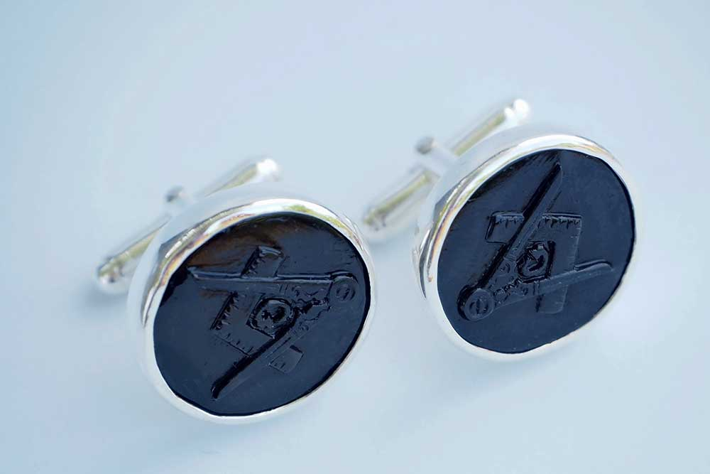 Masons Cufflinks Regnas Jewelry