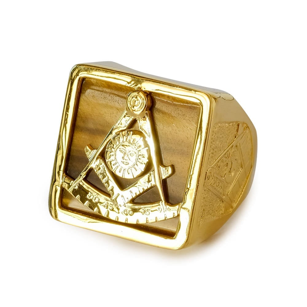 Masonic Ring Past Masters