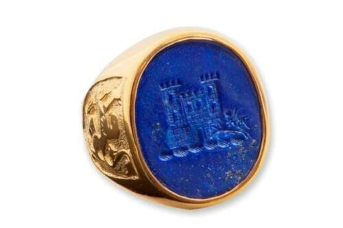 Castle Ring - Scottish Lions - Regnas
