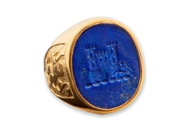 Castle Ring - Scottish Lions - Regnas