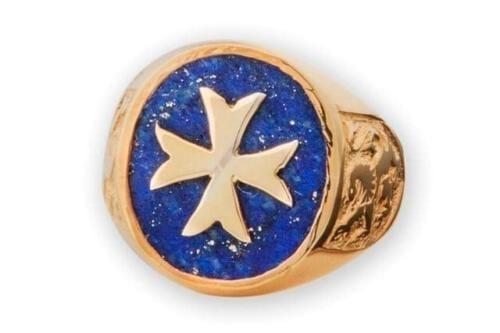 Maltese Cross Ring