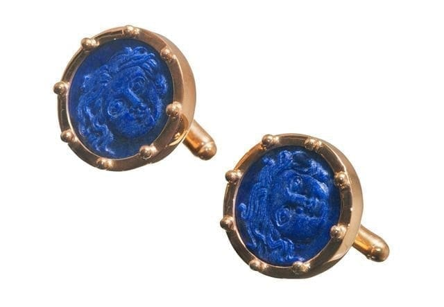 Greek Goddess Cufflinks