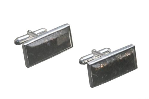 Labradorite Cufflinks - Rectangle Shapes