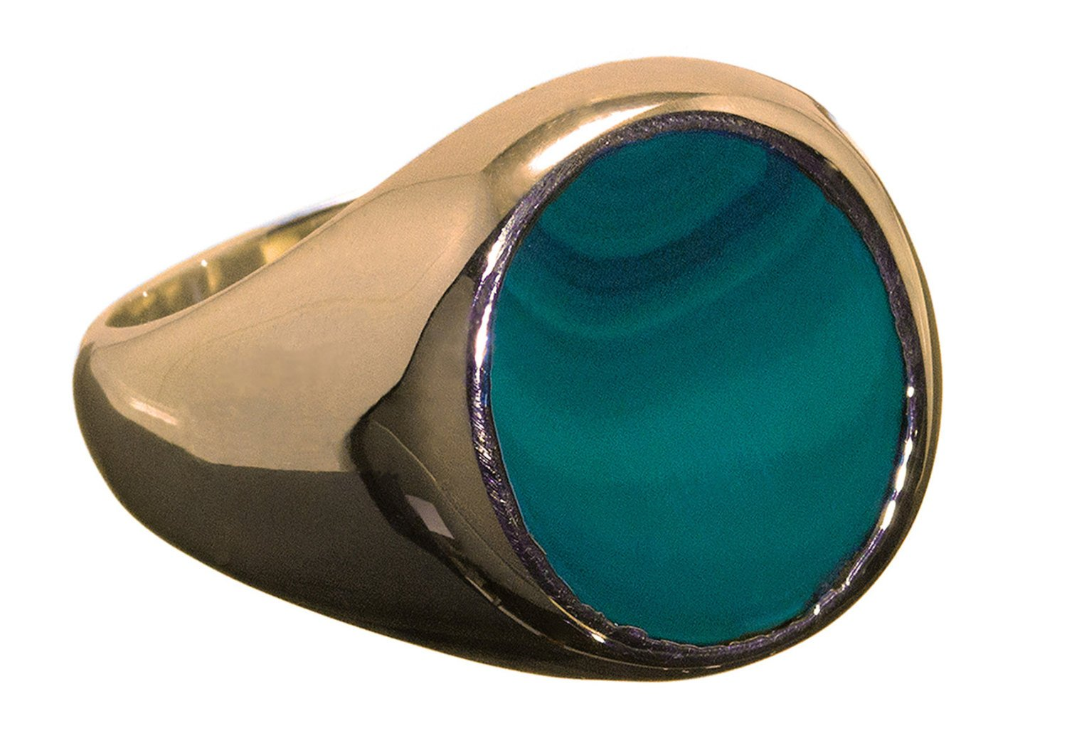 Malachite Ring - Regnas Jewelry