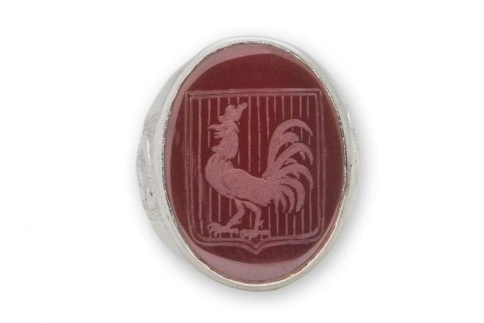 Cockerel ring - Regnas Jewelry