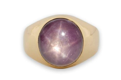 Star ruby ring - Regnas Jewelry